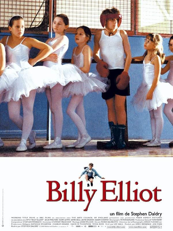 Билли Эллиот /  смотреть онлайн